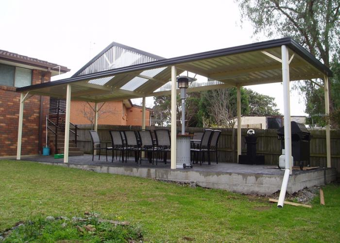 Gable Patio Awnings 19