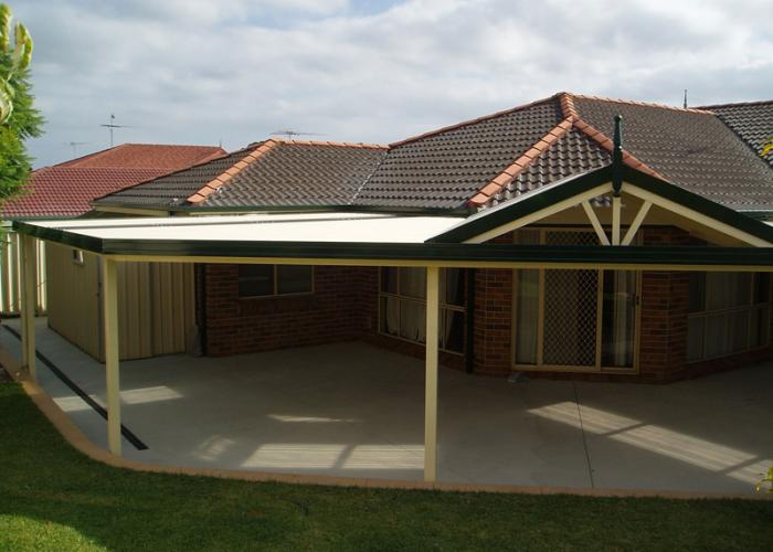 Gable Patio Awnings 13