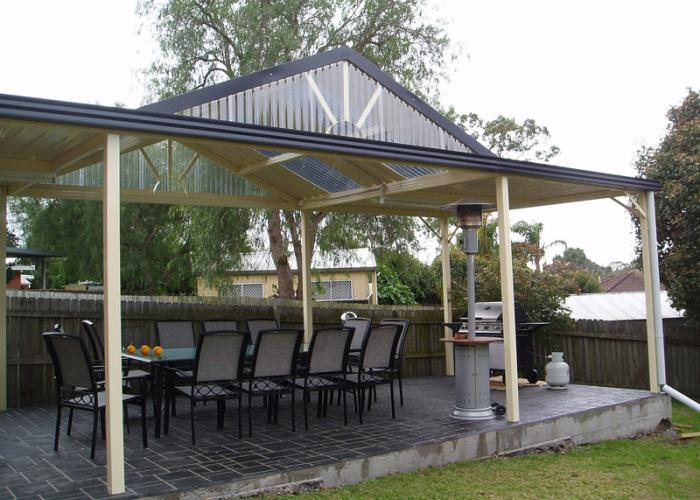Gable Patio Awnings 18