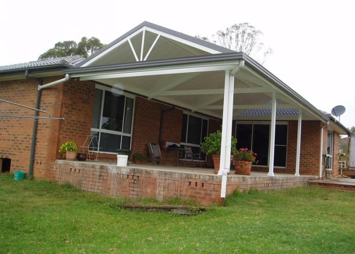 Gable Patio Awnings 14