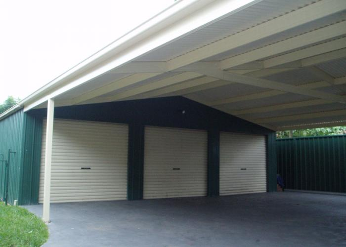 Gable Carports 04