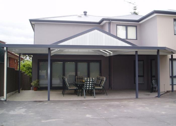 Gable Patio Awnings 27