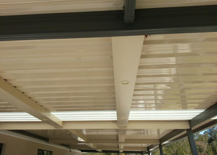 Flat Roof Awning 02