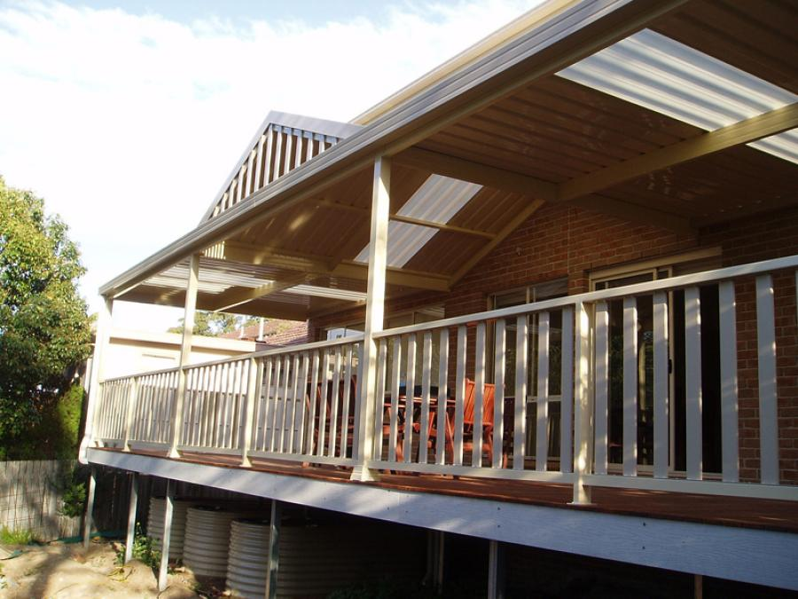 Decks & Verandas 9