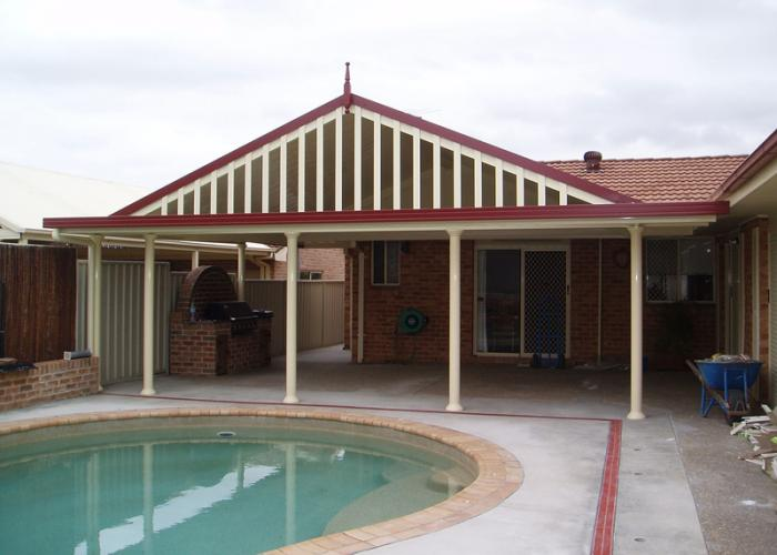 Gable Patio Awnings 31