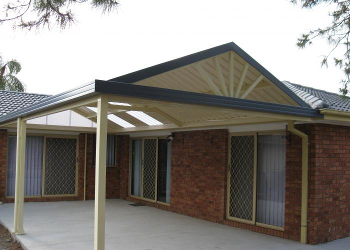 Gable Patio Awnings 02