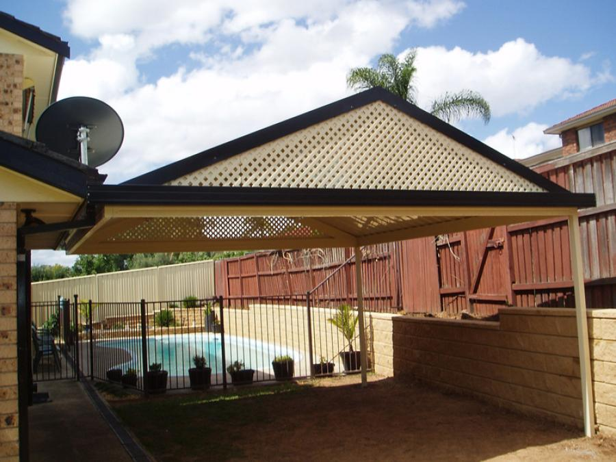 Gable Patio Awnings 05