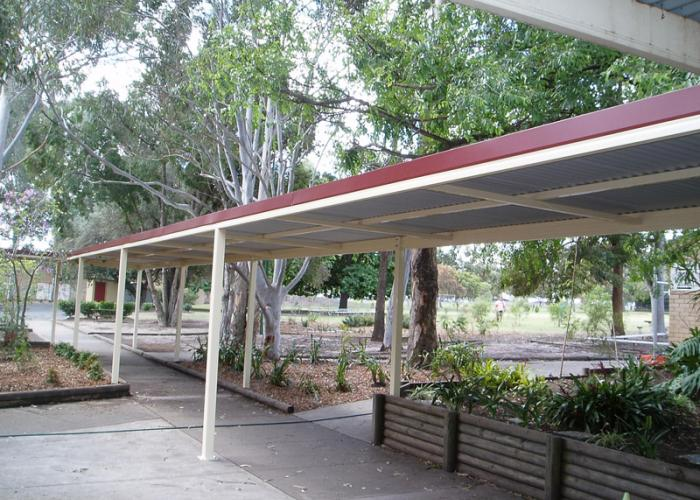 School Walkway Cover 06