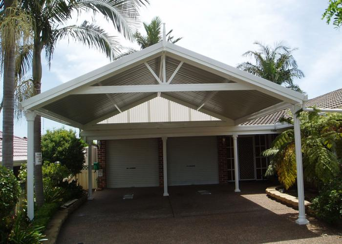 Gable Carports 07