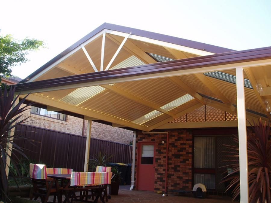Gable Patio Awnings 33