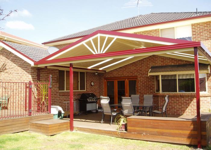 Gable Patio Awnings 22