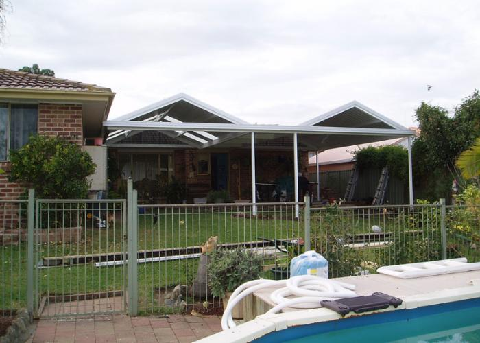 Gable Patio Awnings 15