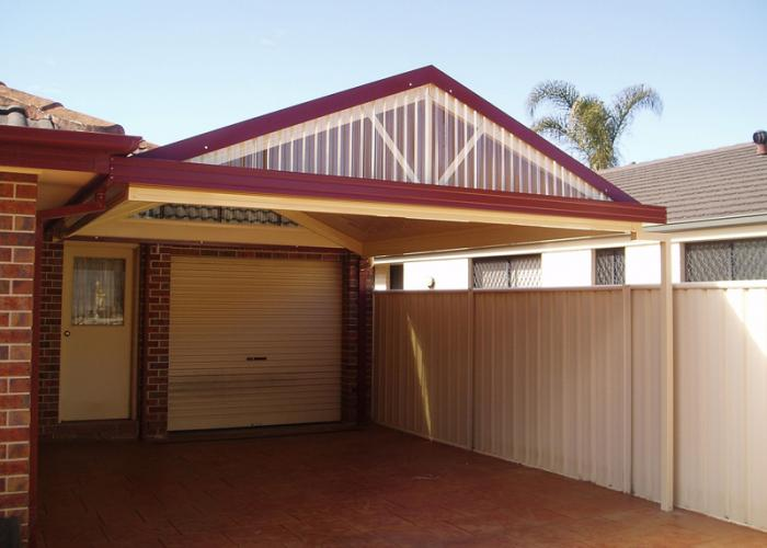 Gable Carports 05
