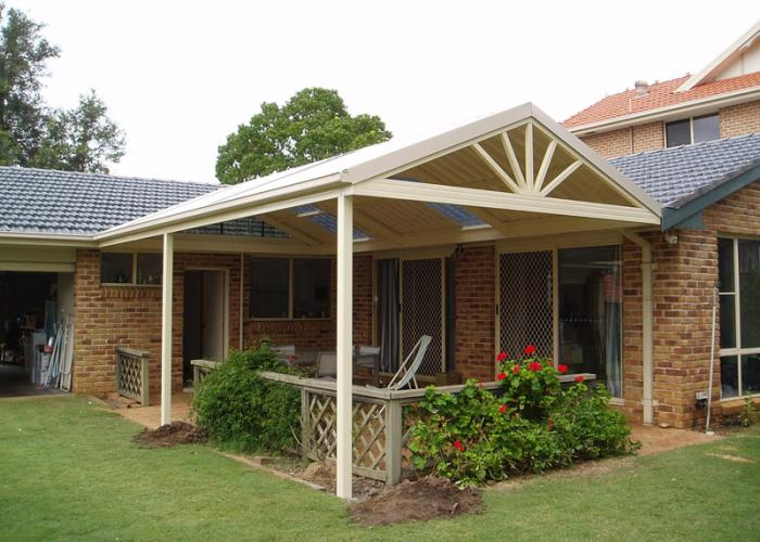 Gable Patio Awnings 11