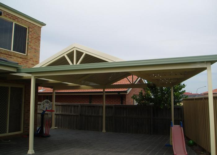 Gable Patio Awnings 07