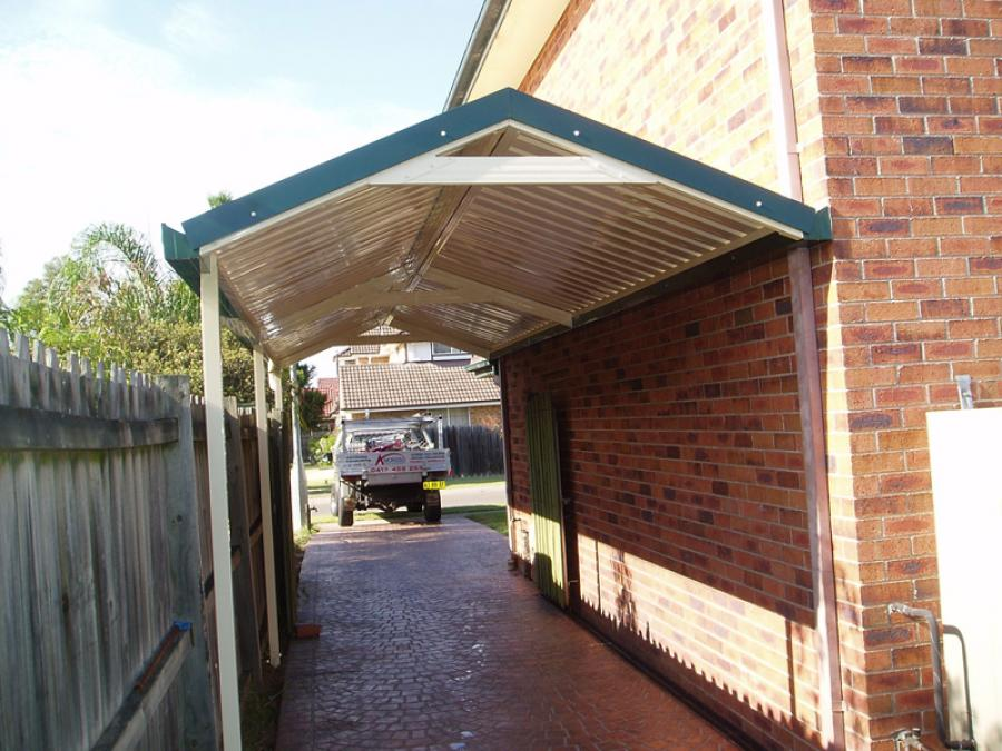 Gable Carports 01