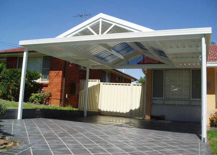 Gable Carports 03