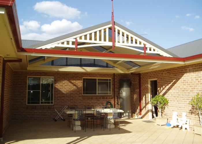 Gable Patio Awnings 23